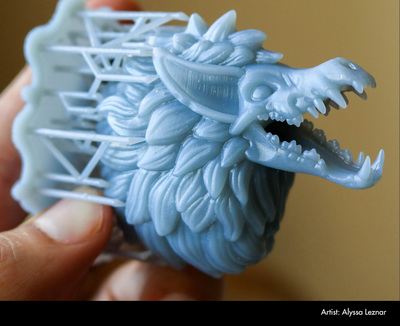 3D Printing for ZBrush Artists - Mold3D Academy
